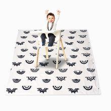 Happyflutebaby игровой коврик Водонепроницаемый Мягкий напольный
