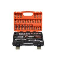 46 шт набор Быстросъемных гаечных ключей с храповым механизмом