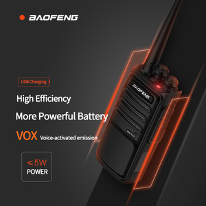 Image 3 - 2Pcs BaoFeng BF 888S Plus Walkie Talkie 16CH Clearer Voice & longer range Updated with USB direct Charging two way radio 2020