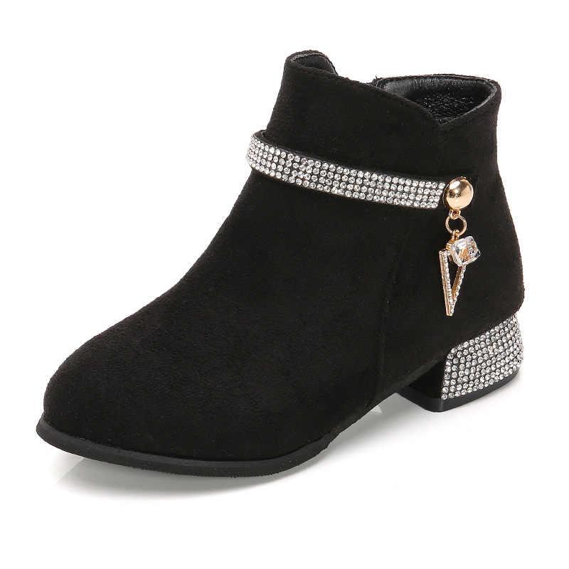 high heel boots for kids girls