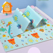 XPE Baby Play Mat Toy Folding Soft Crawling Rug Room Decoration Puzzle Activity Gym Carpet Game Pad Protection For Infant Gift