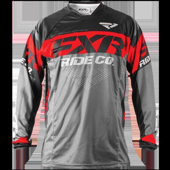 FXR Motorcycle Racing Motocross MX Shirt 5