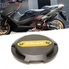 Nuevo para Yamaha T MAX TMAX 530 560 SX DX 2017 2021 del estator del motor de la motocicleta cubierta protectora Anti caída protección de guardia