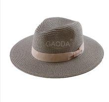Grande cabeça homem grande tamanho panamá chapéu senhora praia chapéu de sol masculino chapéu fedora homem mais tamanho palha chapéu 55-57cm 58-59cm 60-62cm 62-64cm