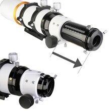 SVBONY SV503 80ED F7 Telescope OTA Achromatic Refractor Tube 2″ Dual Speed Focuser (White) F9359B