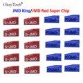 Okeytech 5/10/20/50 stücke JMD König/JMD Rot Super Chip Auto Schlüssel Chip Original JMD König Chip für Handliche Baby für JMD 46/48/4C/4D/G Chip