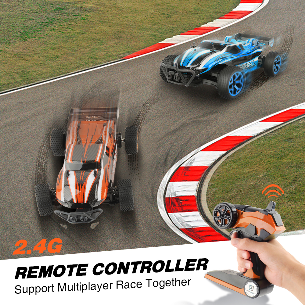 Us 28 06 34 Off 4ch Off Road Vehicles Model Toy 20km H High Speed Rc Car Dirt Bike Electric Orange Remote Control Car For Kids Big Sale In Rc Cars
