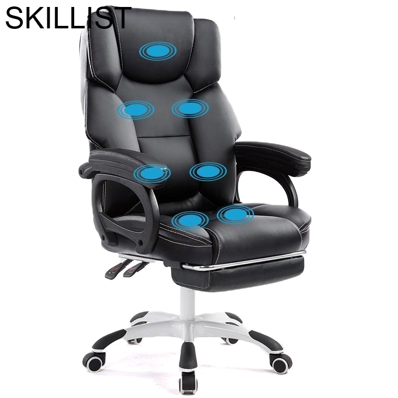 Fauteuil Gamer Taburete Stoel Sedie Sandalyeler Sessel Bilgisayar Sandalyesi Sillon Leather Poltrona Silla Gaming Office Chair