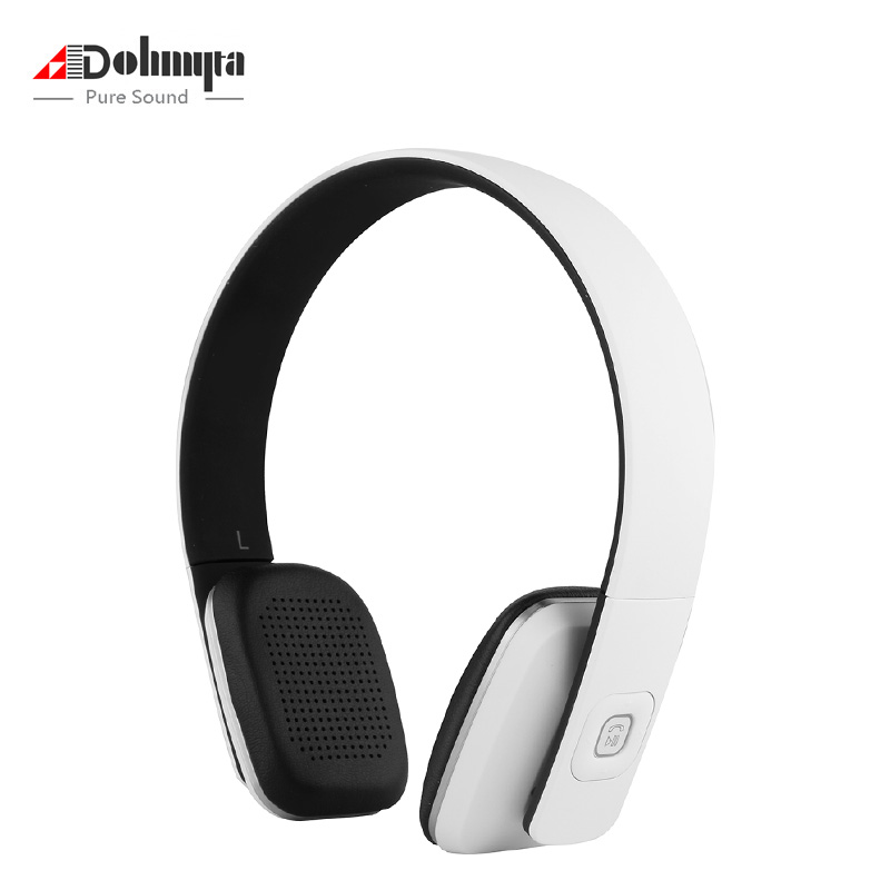ohmyta Bluetooth Headphones Wireless Headphone HIFI 3D Stereo Headset with MIC for mobile phone