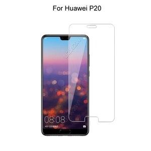 Image 3 - Gehärtetem Glas Für Huawei P20 Lite / P20 Pro / P20 Schutz Glas Screen Protector Gehärtetem Glas Für Huawei P20 lite Pro