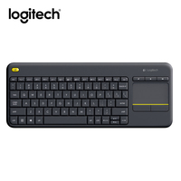 Logitech K400 Plus Keyboard Wireless Touch Keyboard w/ Touchpad 2.4GHz 84 keys for Android Smart TV/Computer Notebook
