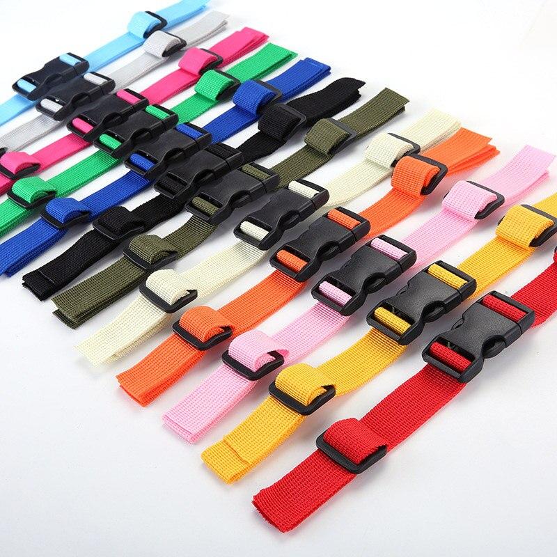 1 Pcs Adjustable Children's Outdoor Backpack Shoulder Strap Fixed Belt Strap Non-slip Pull Belt Bag Chest Strap