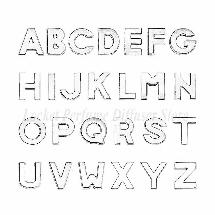 10mm-铬色光面-字母穿戴 - 副本