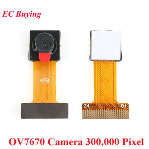 Image 2 - מיני OV7670 OV2640 OV5640 AF מצלמה מודול CMOS תמונה חיישן מודול 2 מיליון 500W פיקסל רחב זווית מצלמה צג Identificatio