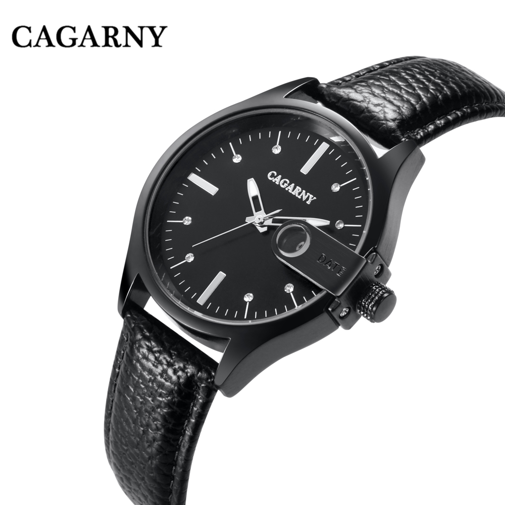 drop shipping cagarny women watches high quality wristwatches auto date waterproof free shipping ladies clock female 2020 gifts (21)