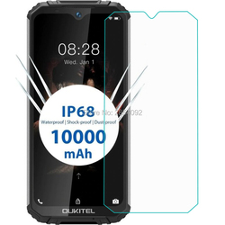 На Алиэкспресс купить стекло для смартфона for oukitel wp6 ip68 tempered glass screen protector safety guard phone film for oukitel wp 6 front smartphone glass cover 6.3дюйм.