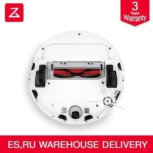 Image 3 - Laspirapolvere Robot Roborock S6 funziona con la polvere spazzante automatica di Google Home sterilizzare il lavaggio intelligente progettato lavaggio potente