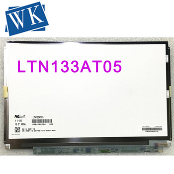 Free Shipping ! 13.3''inch LTN133AT05 Laptop Lcd Display Screen fit for Dell 1280*800
