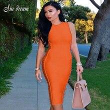 Frauen Kleid Celebrity Neue