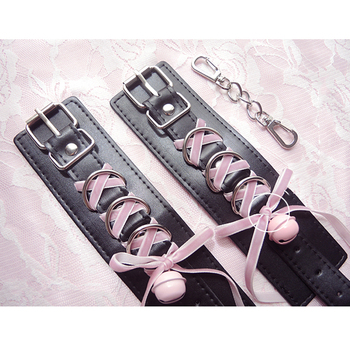 Handcuffs Bdsm Bondage Sex Toys for Couples Exotic Accessories PU BDSM Set Sexy Products Handmade