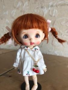 Image 5 - PRESELL Sto בובות ביצת מנומנם דמה בובת ראש התאמה אישית OB11 ראש