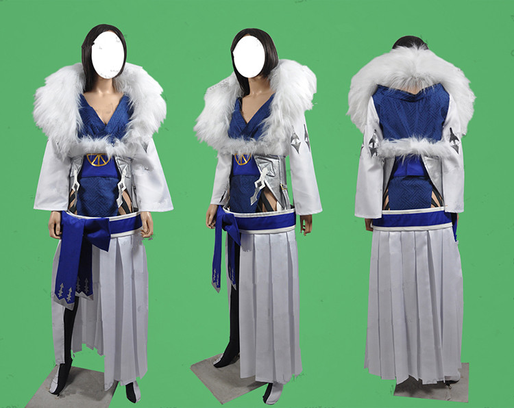 New Arrival Game SINoALICE Kaguya Cosplay Costumes Sexy Combat Uniform Dress Unisex Party Role Play Prop Clothing Custom-Make