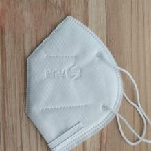 20pcs  Kn95 mask anti fog drop PM2.5 anti dust particles four layer filter N95 mask non-woven melt jet mask