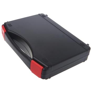 Naprawa przechowywanie narzędzi skrzynka elektryczna pojemnik na lutownicę tanie i dobre opinie OOTDTY Z tworzywa sztucznego CN (pochodzenie) C63E1A30976 Dropshipping Item