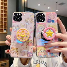 For iphone 11 pro Max Cute Sailor Moon Full Cover armor