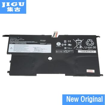 JIGU ORIGNAL Laptop Battery 00HW002 00HW003 45N1070 45N1071 FOR LENOVOFor ThinkPad X1 Carbon 3448 Series win8 15.2V 51WH image