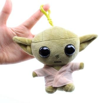 Baby Yoda Baby Plush Pendant Toy Baby Master Yoda Doll Star Wars Ornaments 2020 Hot Sales цена 2017