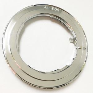 Image 3 - AF Xác Nhận Với Chip Cho Nikon F (Không Ai, Ai, AIS) bộ Chuyển Đổi Ống Kính Để Dành Cho Canon EOS Ai EOS 500D 600D 50D 60D 5D2 6D 550D