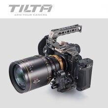 تيلتا باناسونيك LUMIX S1H/S1/S1R كامرا قفص الملحقات كامل قفص علوي مقبض اللوح الأساسي سجل كابل HDMI كابل TA T38 FCC G