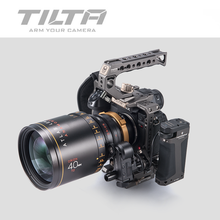 Tilta Panasonic LUMIX S1H/S1/S1R Camra cage accessories full cage top handle baseplate record cable HDMI Cable TA T38 FCC G