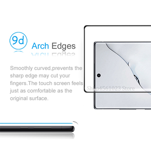 Image 4 - 9D Camera Glass For Samsung Galaxy Note 10 Pro Tempered Glass Screen Protector For Samsung Galaxy Note10 Plus Note 9 8 Lens Glas