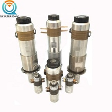 цена на New Arrival Welding Ultrasonic Transducer 20khz ultrasonic welding transducer
