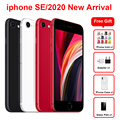 2020 New Apple iphone SE 2 Mobile Phone 4.7 3GB RAM 64G/128G/256GB ROM iOS 13 NFC wireless charge iphone SE A2296 Smart Phone