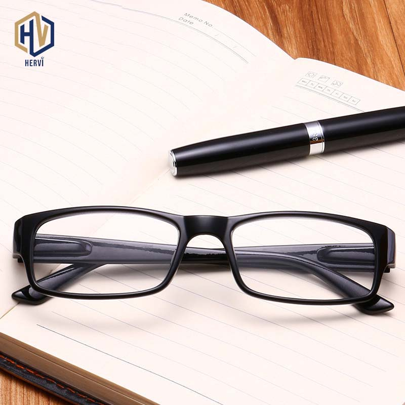 Classic Black Frame Reading Glasses Women Men Spring Leg Presbyopic Eyewear1.0+1.25+1.5+1.75+2.0+2.25+2.5+2.75+3.0+3.5+4.0