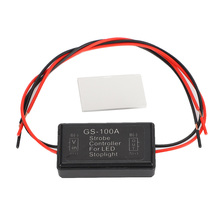 Brake-Lamp-Controller Strobe Car-Accessories Flasher for LED High-Mount Rear-Tail-Light