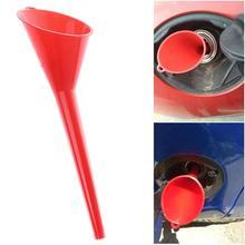 Автомобиль заправка длинный Воронка удобный топливный бак добавка Автомобиль Мотоцикл сельскохозяйственное оборудование бензин анти-протекающий наполнитель