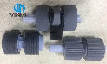 10 Sets 250000pages Brake Pickup Roller for Fujitsu fi-6670 fi-6770 fi-6770A fi-5650 fi-5750 fi-6750 PA03576-K010 PA03338-K011