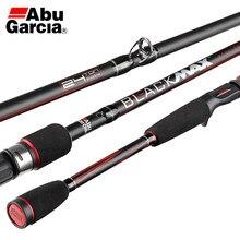 Original Abu Garcia Marke Schwarz Max BMAX Baitcasting Locken Angelrute 1,98 m 2,13 m 2,44 m M Power Carbon spinning Angeln Stick