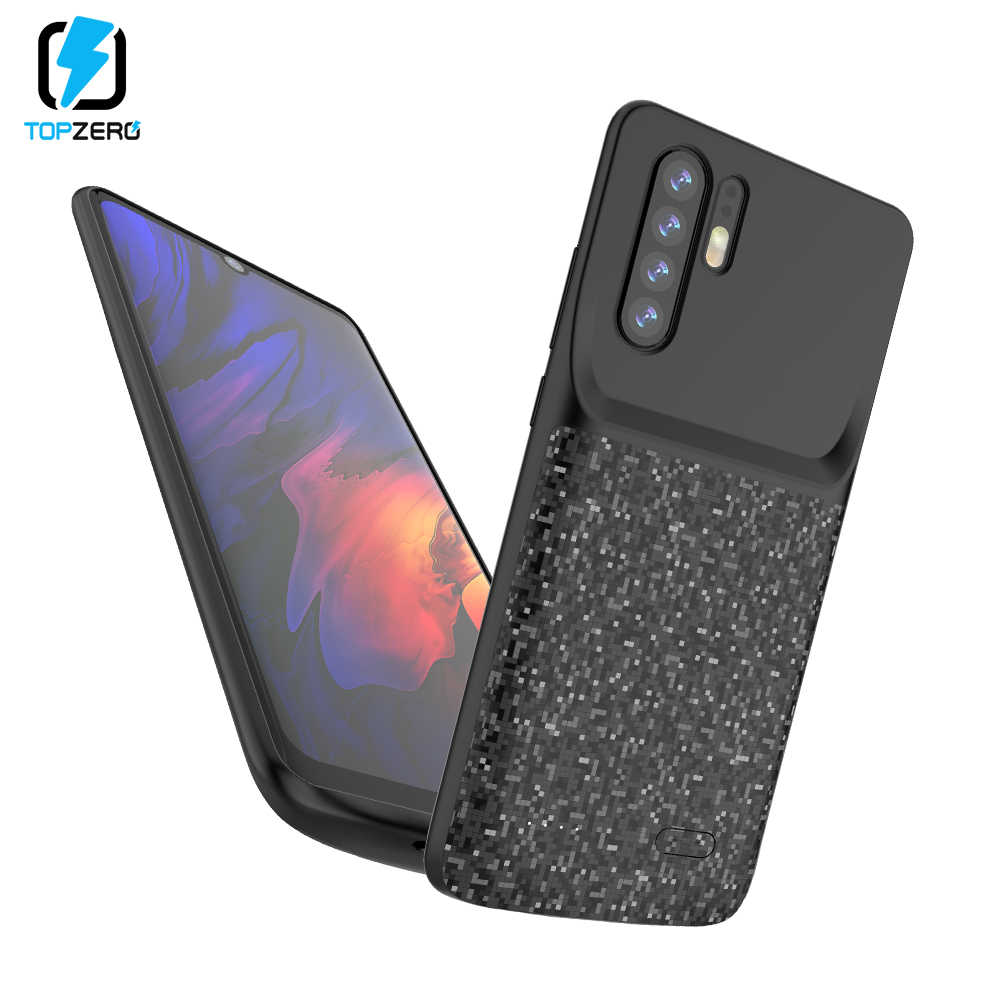 Battery Charger Case For Huawei P30 P20 Lite Nova 3e Honor 8 9 10 7C Y7 Enjony 8 Protable Charging Power Bank Case For P30 PRO