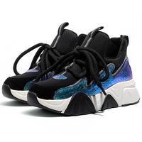 Nuevo https://ae01.alicdn.com/kf/H86d25cf7d2f1449eb02a41d4def54762k/Zapatos de mujer de cuero genuino 2019 otoño punta redonda negro Beige papá zapatos gruesos zapatillas.jpg