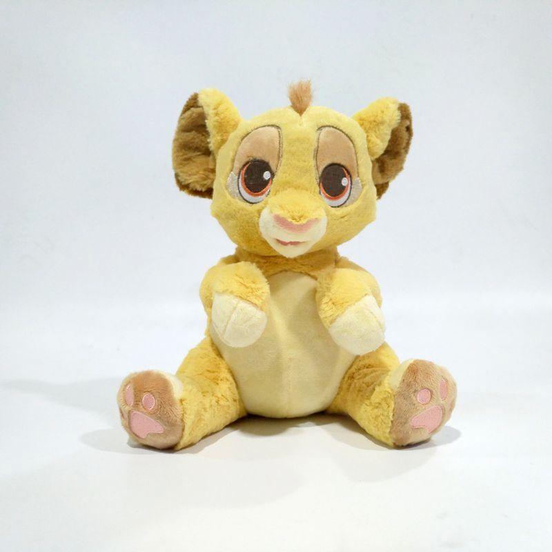 Sitting 24cm The Lion King Simba doll Young Simba baby Stuffed Animals Plush Soft Toys Children Boy Gifts