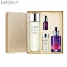 MISSHA Time Revolution Best Seller Special Set Whitening Cream Anti Acne Spot Dark Spots Moisturizing Care Serum Korea Cosmetics