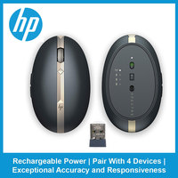 HP Bluetooth Mice Portable Mouse Spectre Rechargeable Wireless 700 1600DPI USB Optical Computer Gaming Mouse for HP Laptop