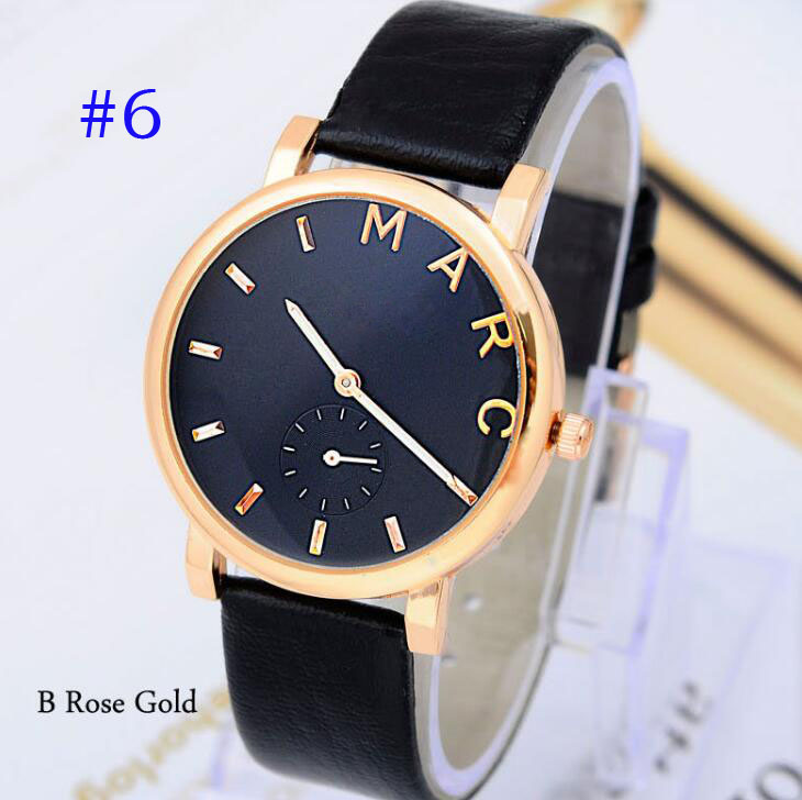 Marc MJ Women's Fashion Watches Of Fashion Brand Dinner Watches