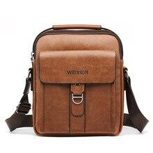 купить Men Bag  Messenger Bag Casual Sports Shoulder Bag Bag Cross Body Messenger Bags Leather Handbag по цене 317.35 рублей