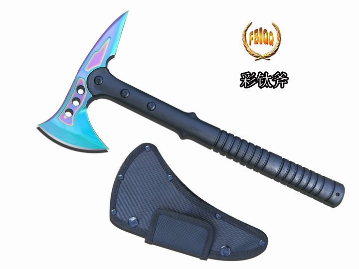 Outdoor Army Hunting Camping Survival Defense Tool Machete Axes Hand Fire Ax Hatchet Ice Ax Stinger Weapon Tactical Axe Tomahawk